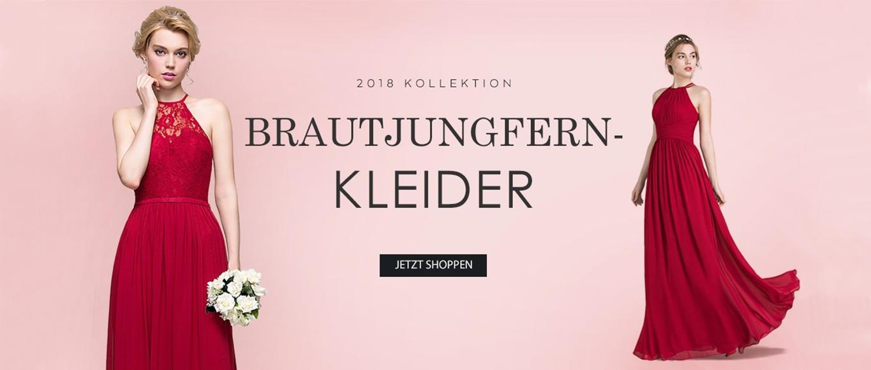Brautjungfernkleider 2018