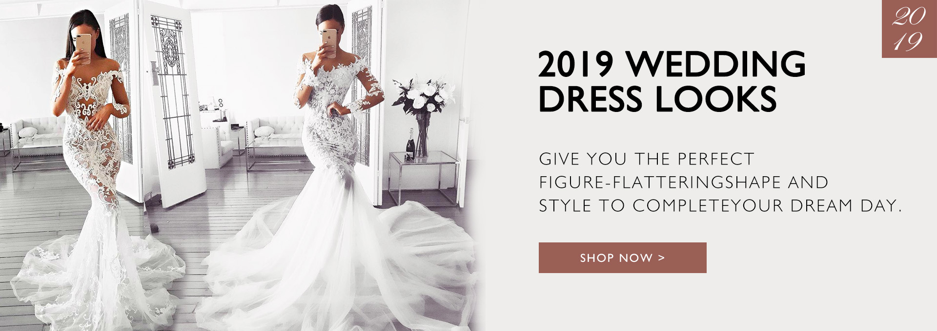 wedding dresses 2019