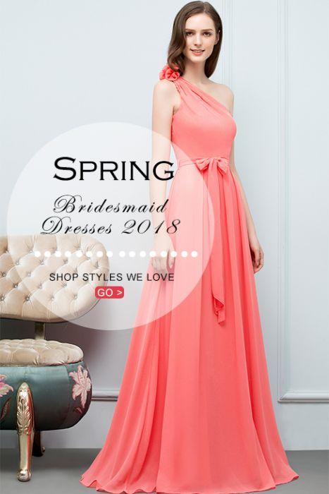 Bridesmaid Dresses 2018