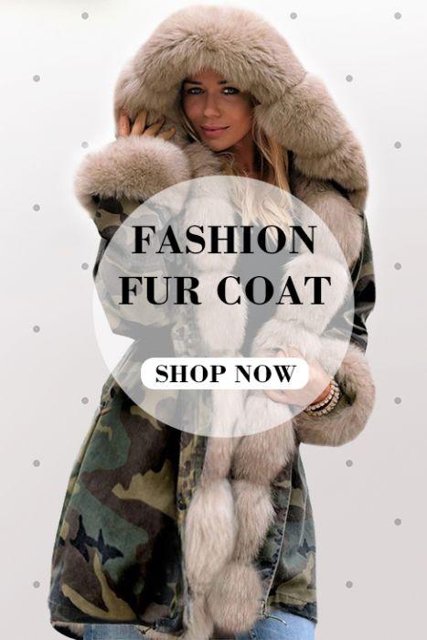 Fur & Shearling Coats