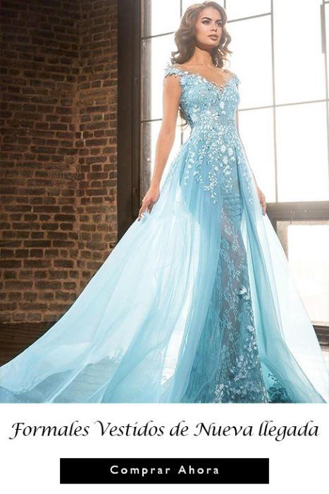 Vestidos de baile 2019