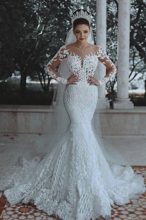 Свадебные платья-2018