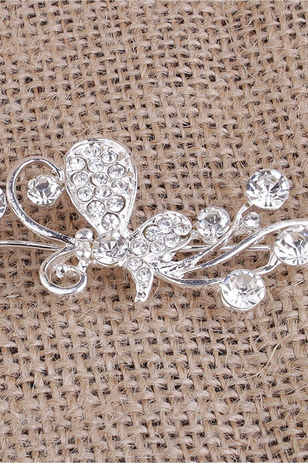 Elegant Alloy Special Occasion&Party Hairpins Headpiece with Rhinestone