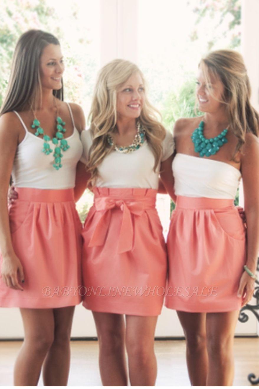 Pretty Women's Mini Skirt