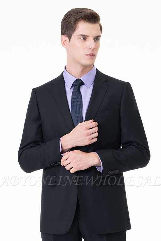 High Quality Two-piece Suit Single Breasted Wedding Suits