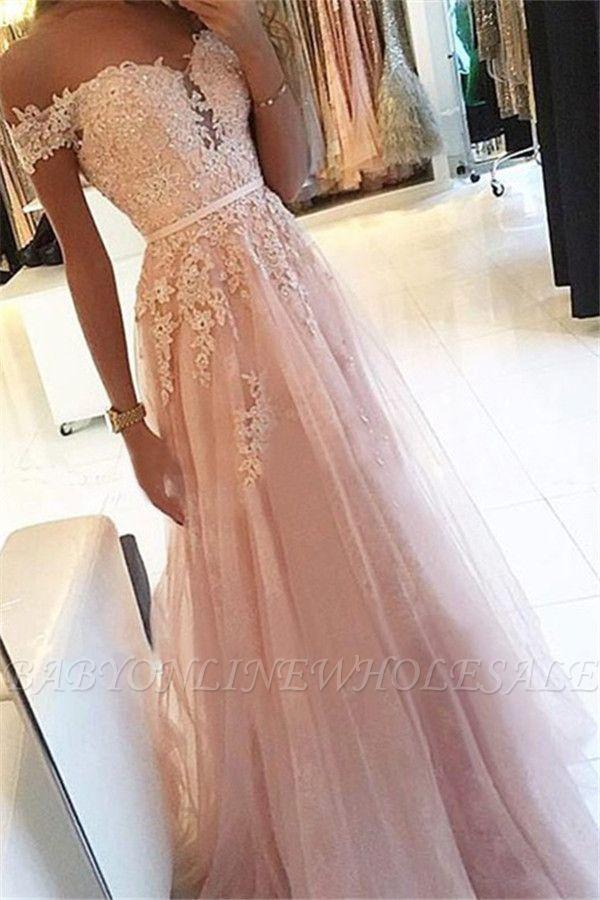 Elegante Abendmoden Online Kaufen | Schönes Abendkleid Rosa