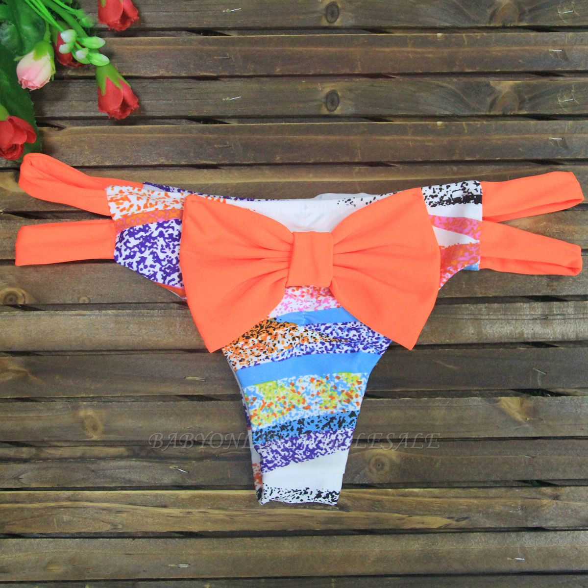 Bowknot Swims - Bas de bikini court