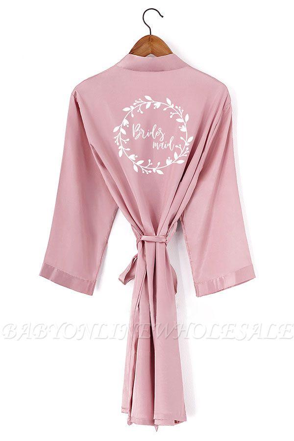 Robes de demoiselle d'honneur de cadeaux de mariage personnalisés
