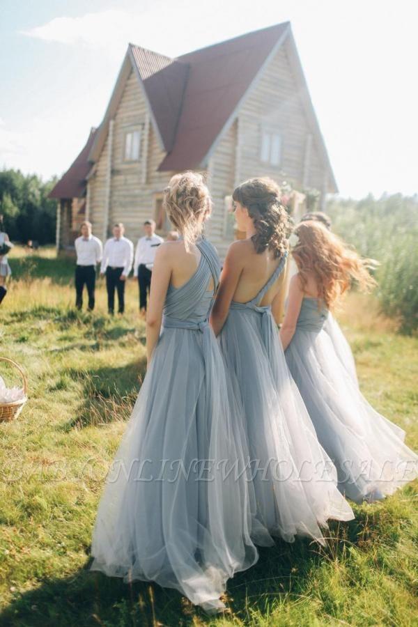 Aline Convertible Infinity Bridesmaid Dress