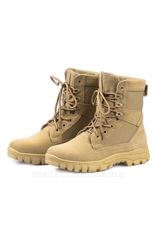 Легкие тактические ботинки Breach 2.0 на молнии, женские мужские модные кожаные ботинки цвета хаки 1460