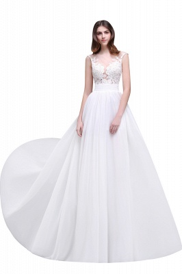 АЛАНИ | Платья свадебные из шифона шифона_1