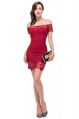 sheath cocktail homecoming dresses