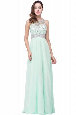 ADALYN | A-line Jewel Chiffon Prom Dress with Beading Crystal_4