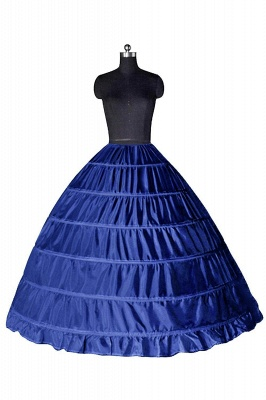 Bunte Taft Ballkleid Party Petticoats_7