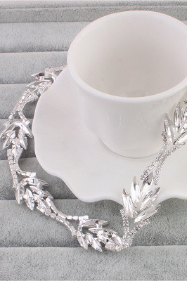 Elegant Alloy&Rhinestone Special Occasion&Party Headbands Headpiece with Crystal_1