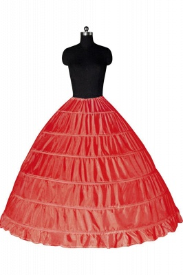 Bunte Taft Ballkleid Party Petticoats_2