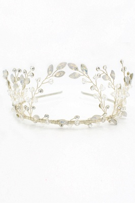 glamourous Alloy&Rhinestone Special Occasion &Wedding Hairpins Headpiece with Crystal_11