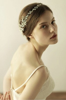 Elegant Alloy&Rhinestone  Special Occasion &Wedding Headbands Headpiece with Crystal_4
