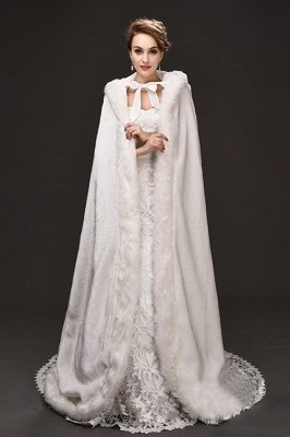 Warm Luxury Tulle  Ivory Sleeveless Casual Cathedral Wedding Wraps