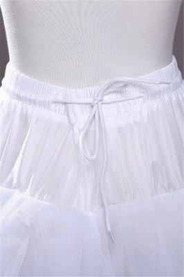 Günstige A-Linie Tüll Taft Hochzeit Petticoat_5