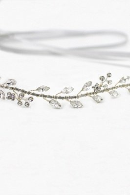 Elegant Alloy&Rhinestone  Special Occasion &Wedding Headbands Headpiece with Crystal_7