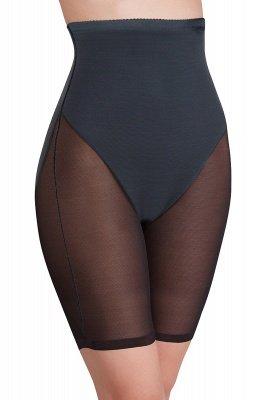 Hot sale Chinlon&Polyester Black Women's Shaper-Briefs Shapewear_4
