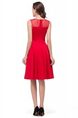 Red Bridesmaid Dresses 03