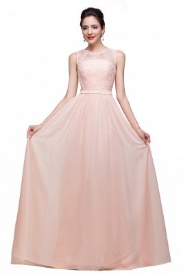 Bridesmaid Dresses With Applique