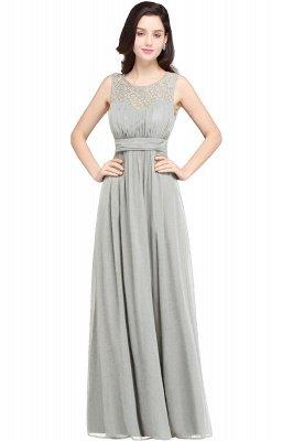Jewel Long gaine en mousseline de soie-parole longueur manches en dentelle sexy robe de soirée_8