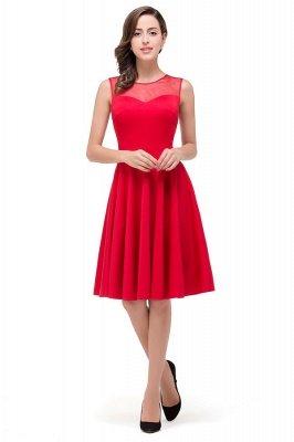 Red Bridesmaid Dresses 01