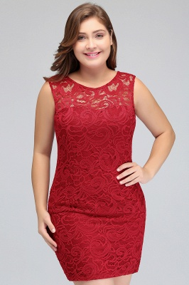2018 cheap plus size homecoming dresses