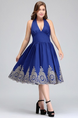2018  short plus size homecoming dresses