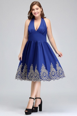 cheap plus size homecoming dresses 2018