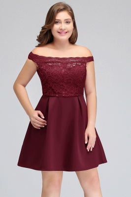 plus size homecoming dress short