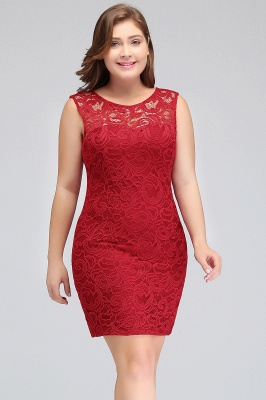 2018 cheap plus size prom dresses