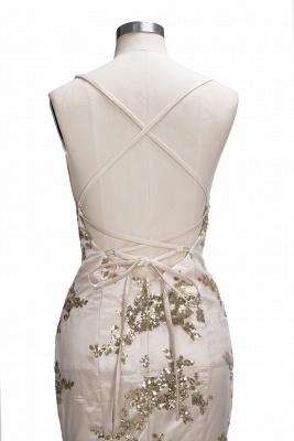SAGE | Sirena con cuello en v espaguetis hasta el suelo cuentas de cristal de baile vestidos_10