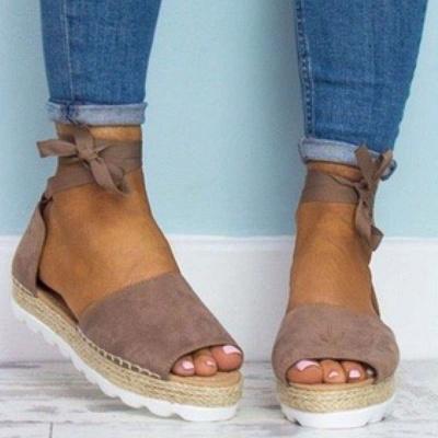 Sandales à plateforme à lacets et à lacets_8