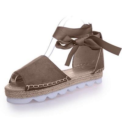Sandales à plateforme à lacets et à lacets_3