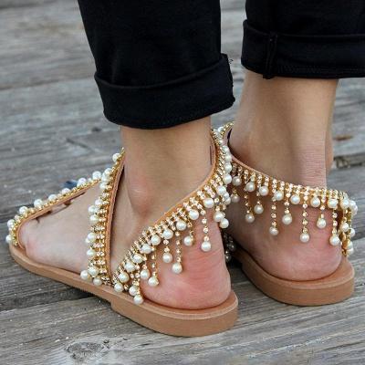 Sandales en cuir pour femme_3