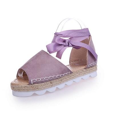 Sandales à plateforme à lacets et à lacets_4