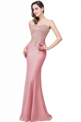 EMMY | Mermaid Floor-Length Sheer Prom Dresses with Rhinestone Appliques_3