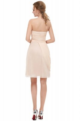 NELLIE | A-line Sweetheart Strapless Ruffles Chiffon Homecoming Dresses_7