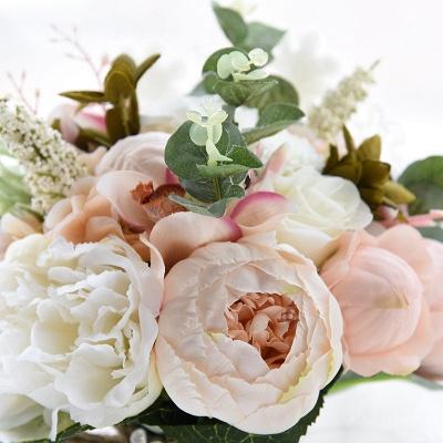 Свадебный букет из натуральных камней_15