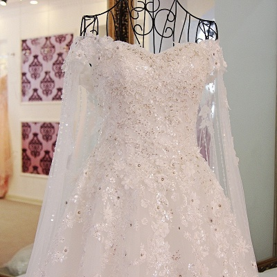 IllusionSweetheart Tulle Sleeveless Quinceanera Dress with Beadings_4
