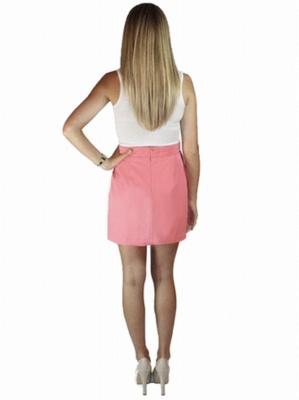 Pretty Women's Mini Skirt_3