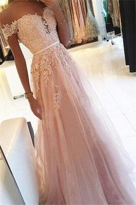Elegante Abendmoden Online Kaufen | Schönes Abendkleid Rosa_1