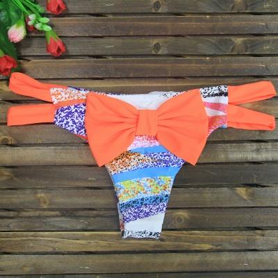 Bowknot Swims kurze Bikinihose_5