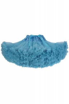 Marvelous Tulle Mini A-line Skirts | Elastic Bowknot Women's Skirts_8