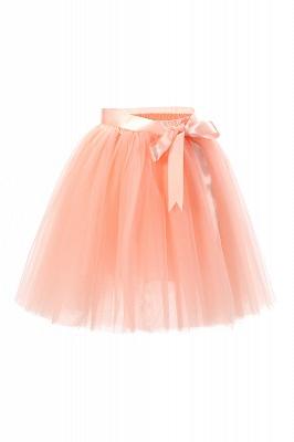 Amazing Tüll Short Mini Ballkleid Röcke | Elastische Damenröcke_8