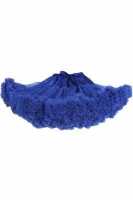 Marvelous Tulle Mini A-line Skirts | Elastic Bowknot Women's Skirts_10